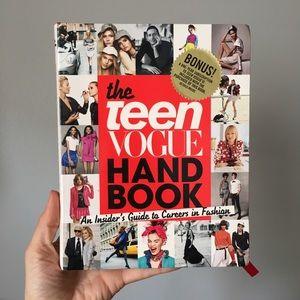 The Teen Vogue Handbook Hardcover